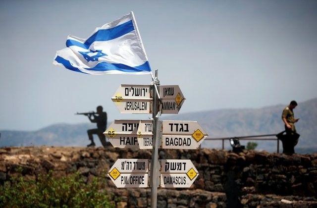 Trump: Saatnya Mengakui Golan Sebagai Wilayah Kedaulatan Israel
