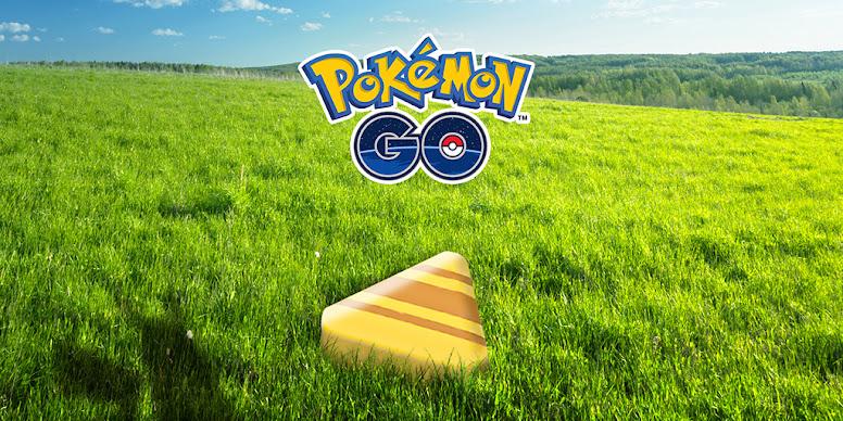 Pokémon GO Doce GG