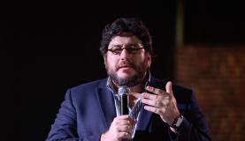 """""""Temos muito caminho para percorrer juntos"""", afirma o ministro da Cultura  da  Argentina, Pablo Avelluto (Foto:Tomaz Silva/Agência Brasil)"""