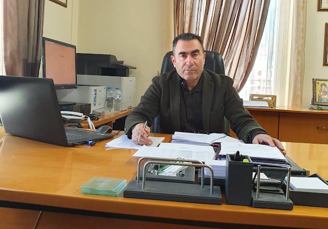 Για τις επιπτώσεις της πανδημίας του κορονοϊού στον Δήμο Πάργας αλλά και τους επόμενους στόχους του κάτω από αυτές τις δύσκολες συνθήκες μίλησε στην εφημερίδα «Παρασκήνιο» ο δήμαρχος Πάργας Νίκος Ζαχαριάς.
