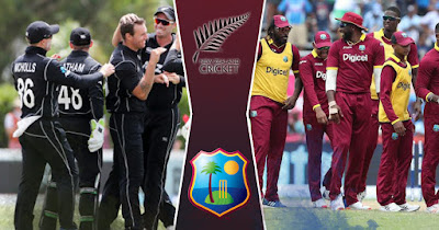 NZ vs WI ICC WORLD CUP 29th match Prediction