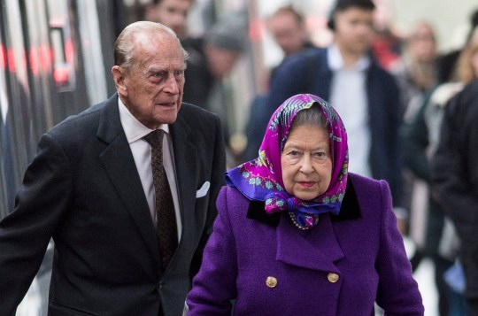 The Queen and the Duke of Edinburgh are in self-isolation at Windsor Castle (Picture: Getty)