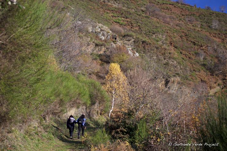 Sendero Sant Joan de Toran - Canejan, por El Guisante Verde Project