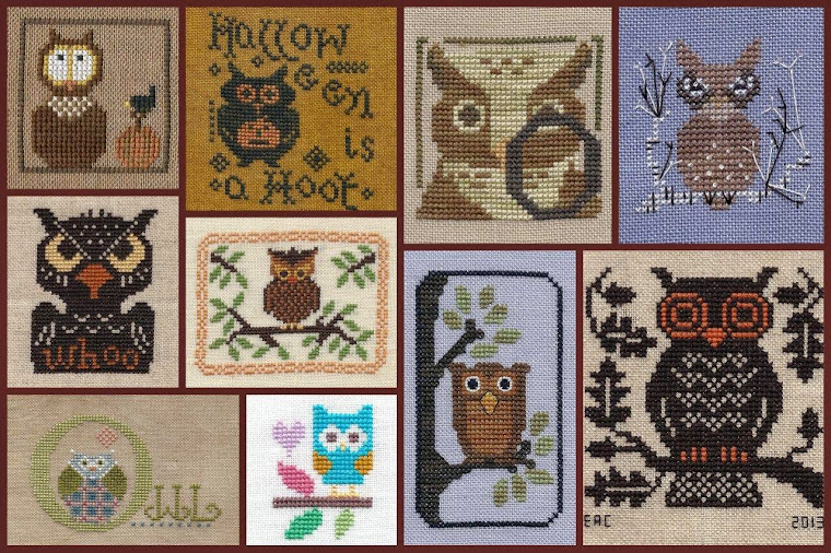 Garden Grumbles and Cross Stitch Fumbles