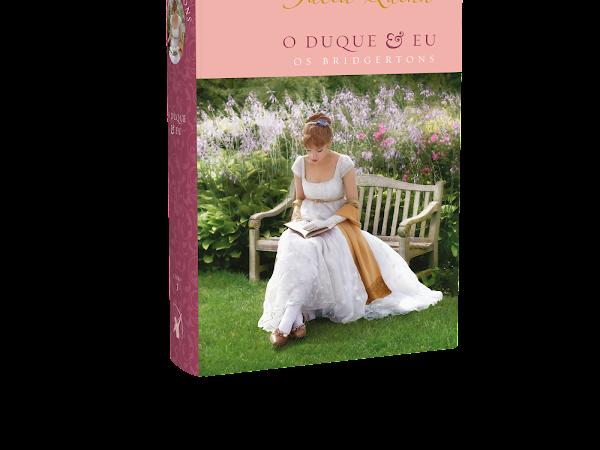 Arqueiro lança edição de luxo de O Duque e Eu, de Julia Quinn