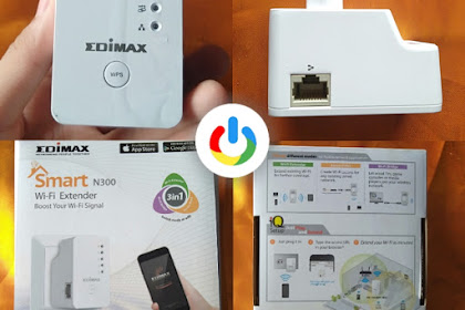 10 Cara Setting EDIMAX Wifi Extender IndiHome (Lengkap)