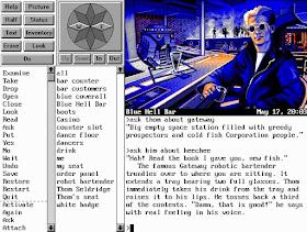 Frederik Pohl's Gateway - Aventura interactiva