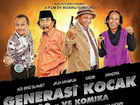 Download film Generasi Kocak: 90'an vs Komika (2017)