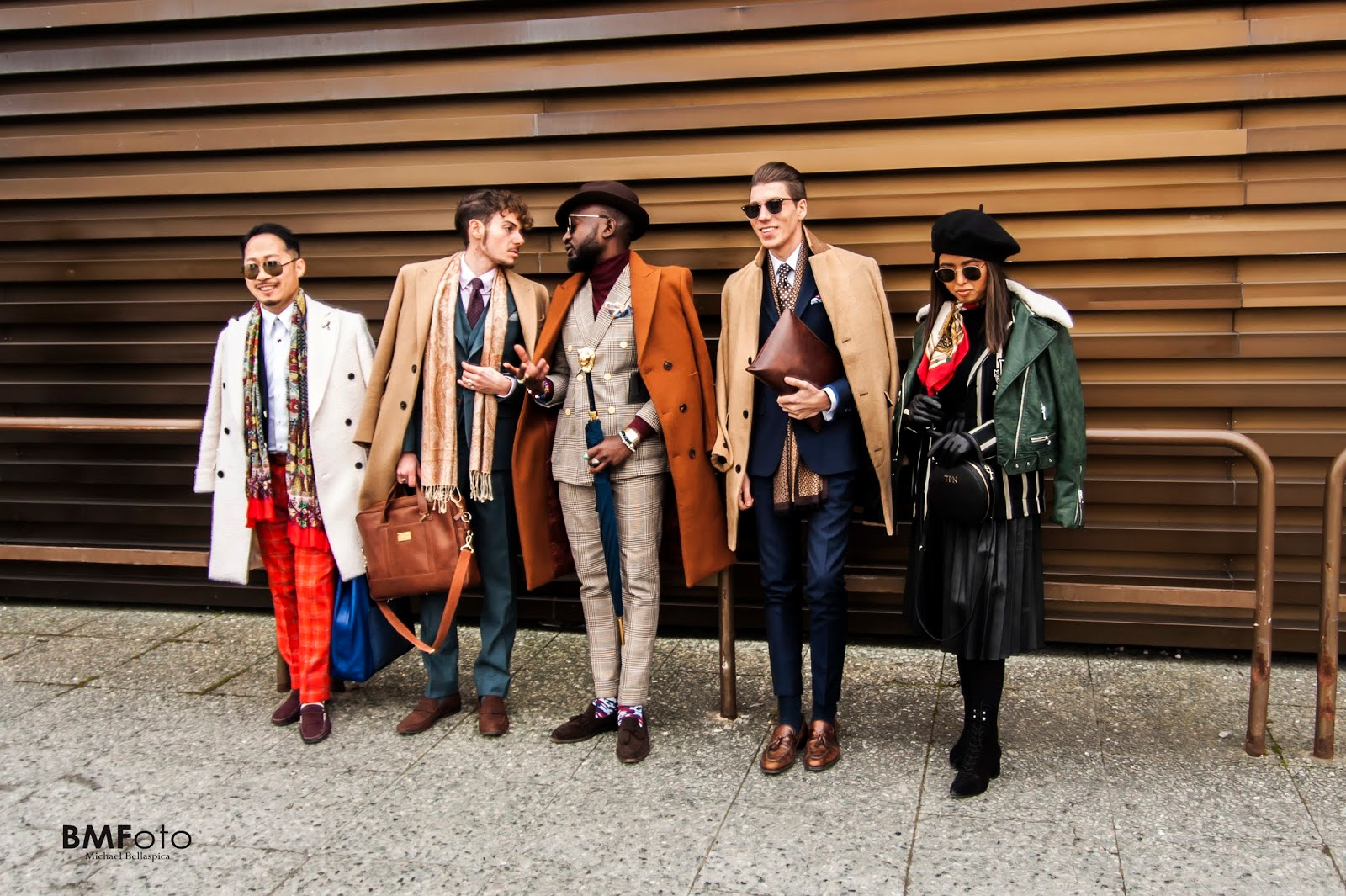 street style photos from Pitti Immagine Uomo 95 on Fashion and Cookies fashion blog
