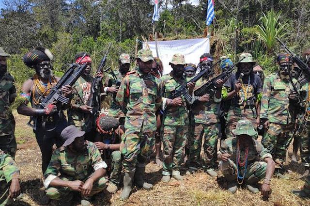 KKB Ancam Revolusi Total: Segera Setop Operasi Militer atau Papua Perang Serentak!