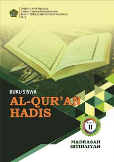 Buku Al Quran Hadis MI Kelas 1