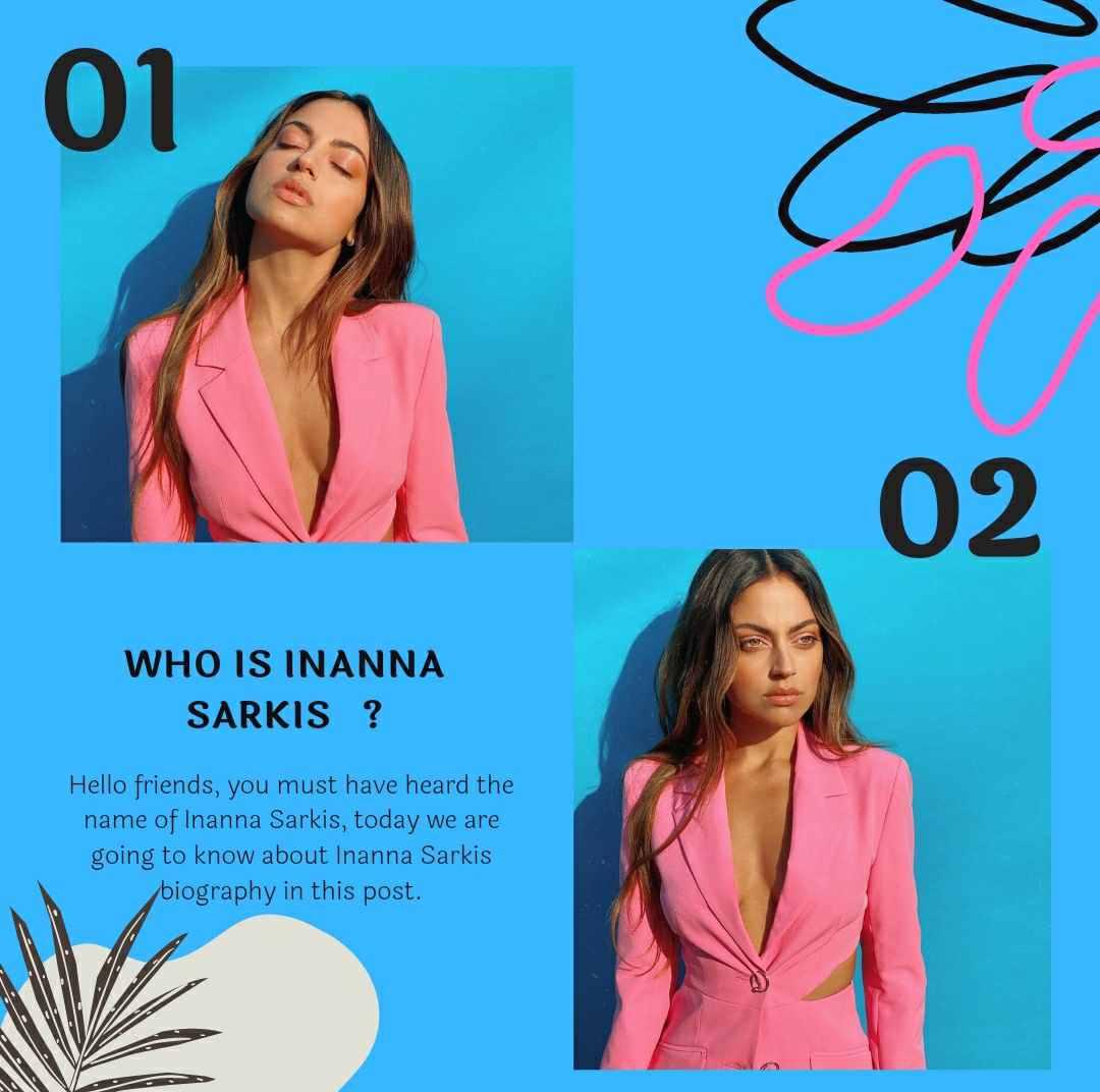 Inanna Sarkis biography