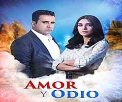 capítulo 184 - telenovela - amor y odio  - imagentv