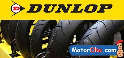 Harga Ban Motor Dunlop Tubeless Semua Ukuran Terbaru ring 17,18 dan 14