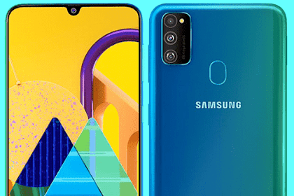 Harga dan spesifikasi Samsung Galaxy A30s, Hp Baterai Super Jumbo 6000 mAh