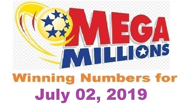 Mega Millions Winning Numbers for Tuesday, July 02, 2019