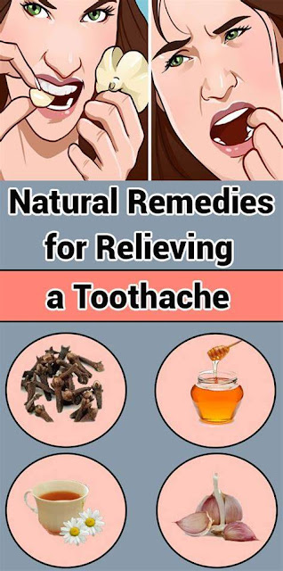 Natural Remedies for Relieving a Toothache