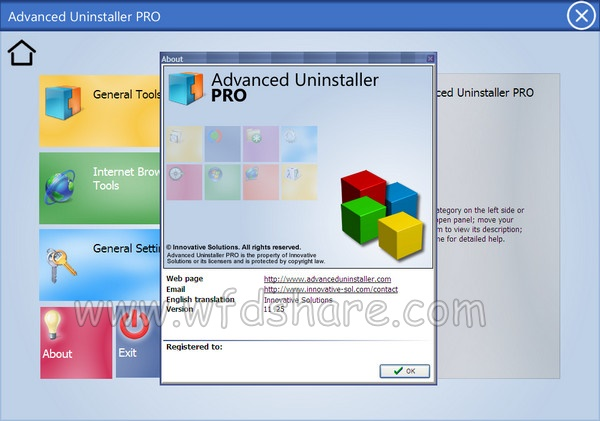 Advanced Uninstaller Pro terbaru setup free