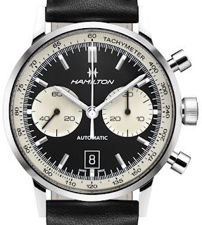 Montre Hamilton Intra-Matic 68
