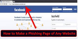 Nero phishing server-An full HTTP server for Phishing