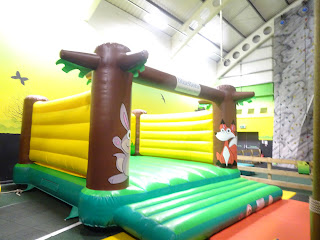 children bouncy castle indoor play centre