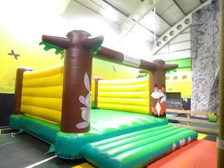 children bouncy castle indoor play centre