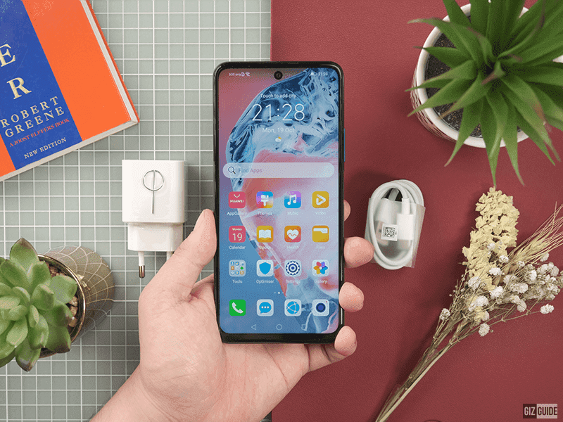 EMUI 10.1 is smooth and stable