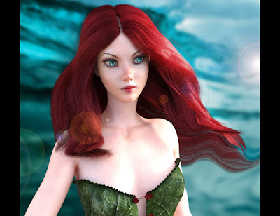Hellafae for Genesis 3 Female