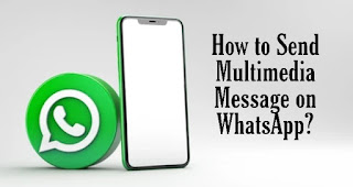 How to Send Image, Video, Document, Gif Many more in WhatsApp [ Fully Explained ]
