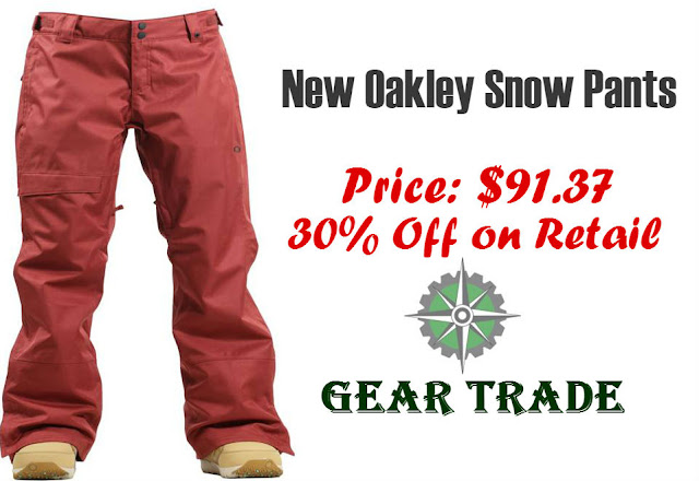 Review of the Best Oakley Women's Snowboard Pant