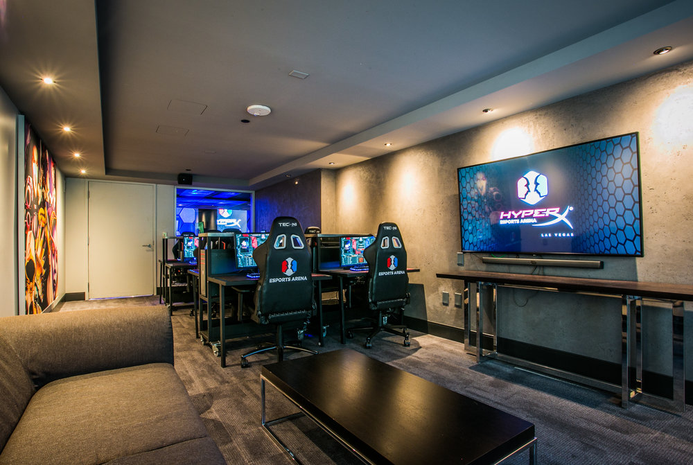 Amerika HyperX Esports Arena Las Vegas 6