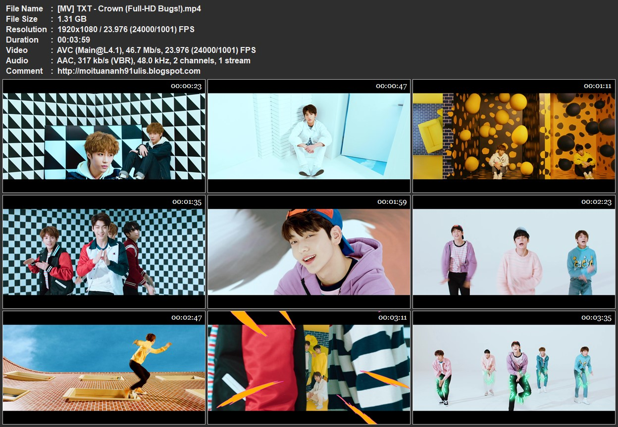 txt crown mv mp4 free download