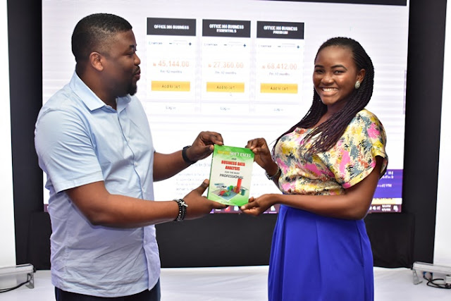 Over 50 SMEs benefit from MTN - Microsoft Training in Lagos