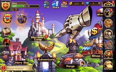 Brave Fighter 2 Legion: Frontier Mod Apk