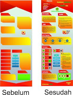 Desain Banner CDR