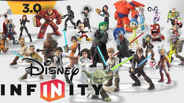 Disney Infinity 3.0 Gold Edition Free