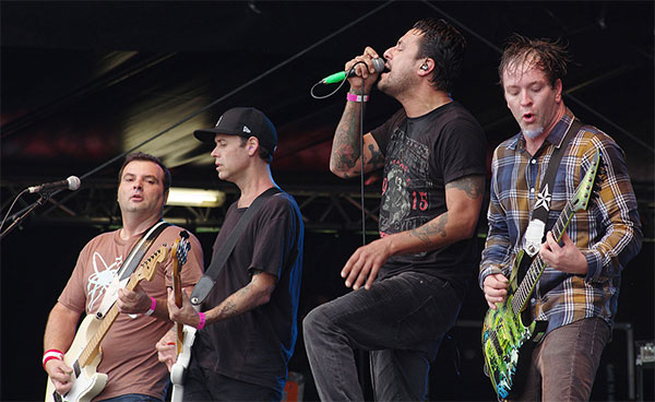 Strung Out working on a new album