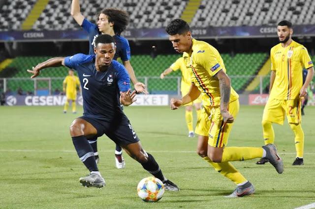 دوري أمم أوروبا تحت 21 عاما: تعادل فرنسا ورومانيا بـ0ـ0 يقصي إيطاليا