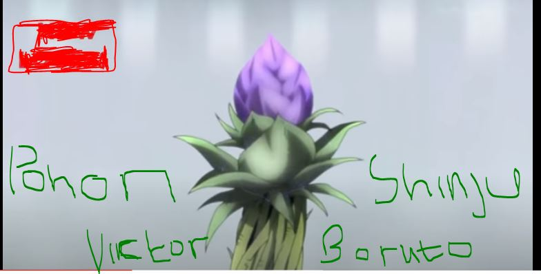 Fakta Unik Pohon Shinju Ciptaan Victor di Anime Boruto