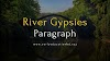 Short Paragraph on River Gypsies Updated in 2020 | EEB