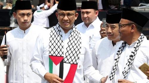Jika Anies Jadi Presiden Gantikan Jokowi, Tokoh Papua: Pasti Serius Perjuangkan Kemerdekaan Palestina!