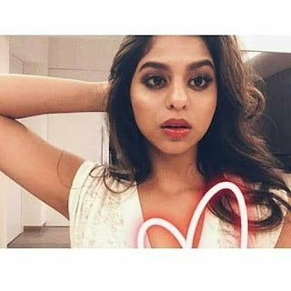 Suhana Khan is making best of  the Lockdown by taking Belly Dance Online Sessions