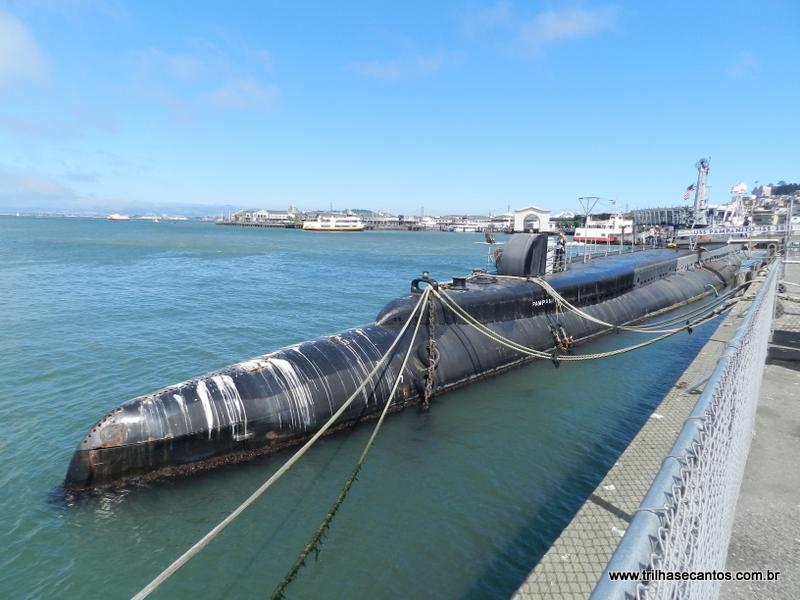 Pier 39 São Francisco Califórnia