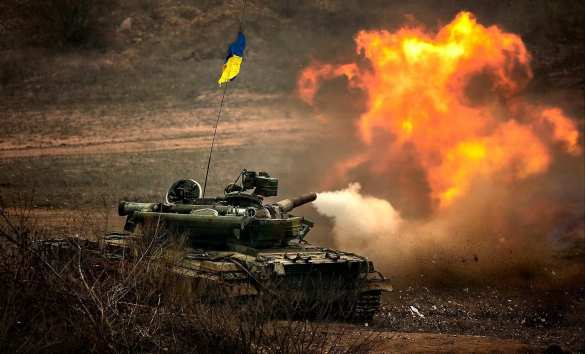 RUSVESNA : Τι ετοιμάζουν η Ουκρανία και οι ΗΠΑ στο Ντόνετσκ;