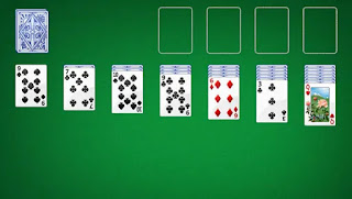 Solitaire is a computer game based on card game. Solitaire game is also known as Klondike. Solitaire was developed by Microsoft Casual Games under the auspices of Wess Cherry. Microsoft's main goal in creating Solitaire games is to comfort people who are intimidated by the operating system. According to Microsoft, more than 35 million people worldwide still play solitaire, with over 100 million hands playing every day.