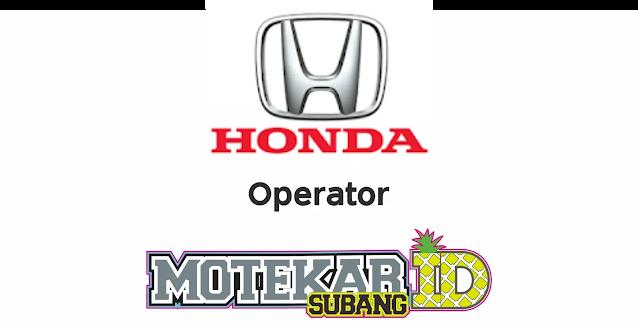 PT HPM (Honda Prospect Motor) Karawang