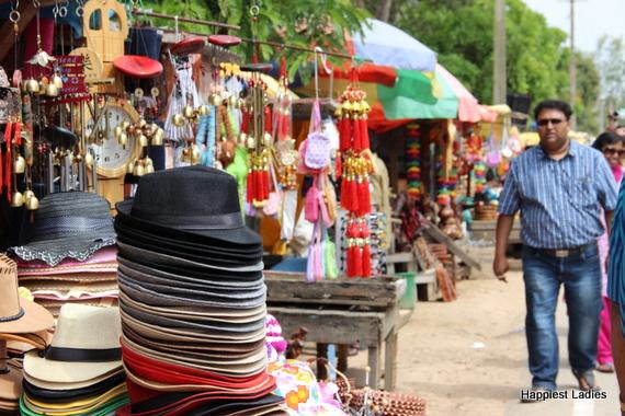 Street vendors chamundi hills 6