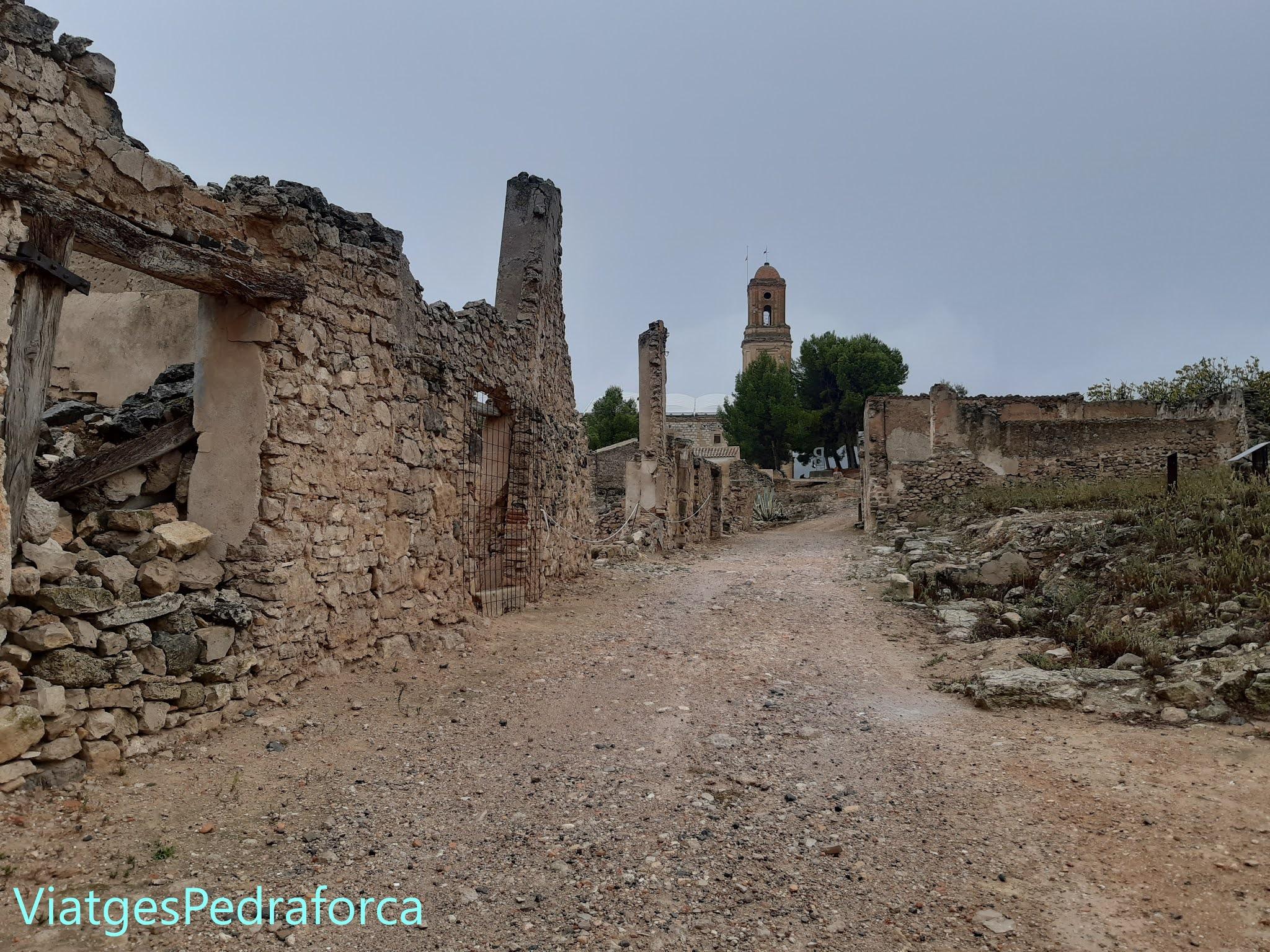 Terra Alta, Terres de l'Ebre, Tarragona, Batalla de l'Ebre, Patrimoni Cultural, Catalunya, rutes per Catalunya
