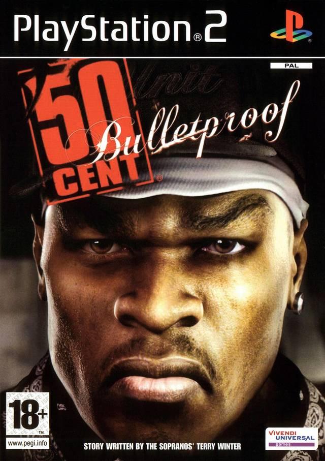 50 Cent: Bulletproof PAL