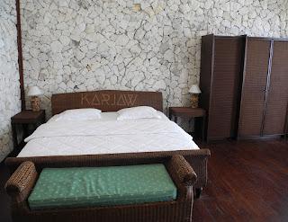 nirvana hotel karimunjawa suite room